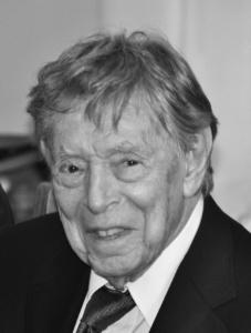 Der Autor an seinem 91. Geburtstag