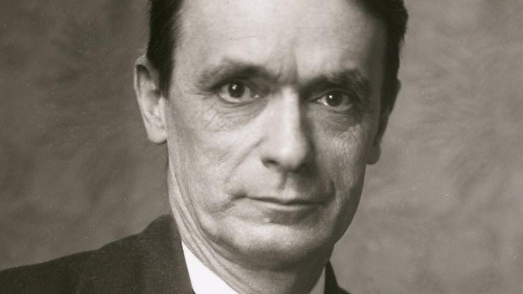 Dr. Rudolf Steiner, Foto: Archiv Info3