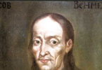 Kamenz, Museum der Westlausitz: Posthumes Bildnis Jakob Böhmes (1575–1624); Portrait von Gottlob Glymann ohne Jahr