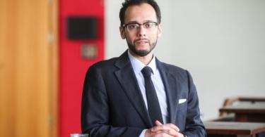 Muhammad Sameer Murtaza. © Info3 Verlag 2018