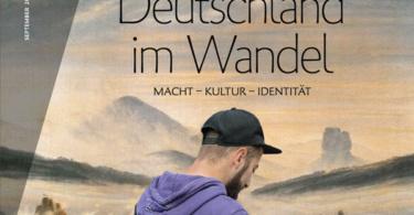 Deutschland im Wandel. Zeitschrift Info3, Ausgabe September 2017