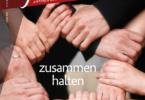 Zusammenhalten. Zeitschrift Info3, Ausgabe März 2016