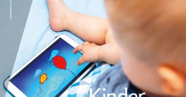 Kinder vor dem Bildschirm. Zeitschrift Info3, Ausgabe November 2016