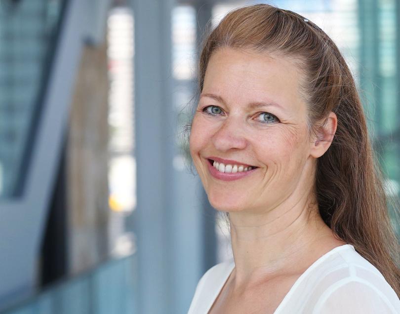 Ulrike Wendt. © Info3 Verlag 2018
