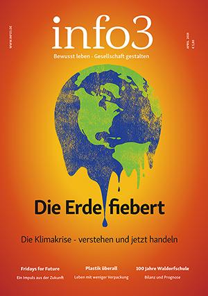 Zeitschrift info3, Ausgabe April 2019