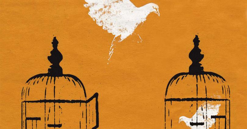 Die Ethik der Migration. © Mauritius Images, Ikon Images, Katie Edwards - Info3 Verlag 2018
