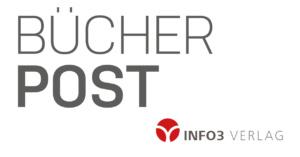 Info3 Bücherpost. © Info3 Verlag