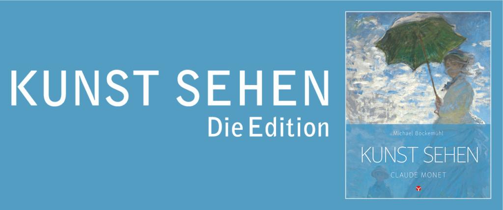 Claude Monet. Edition Kunst sehen, Band 2. © Info3 Verlag 2018