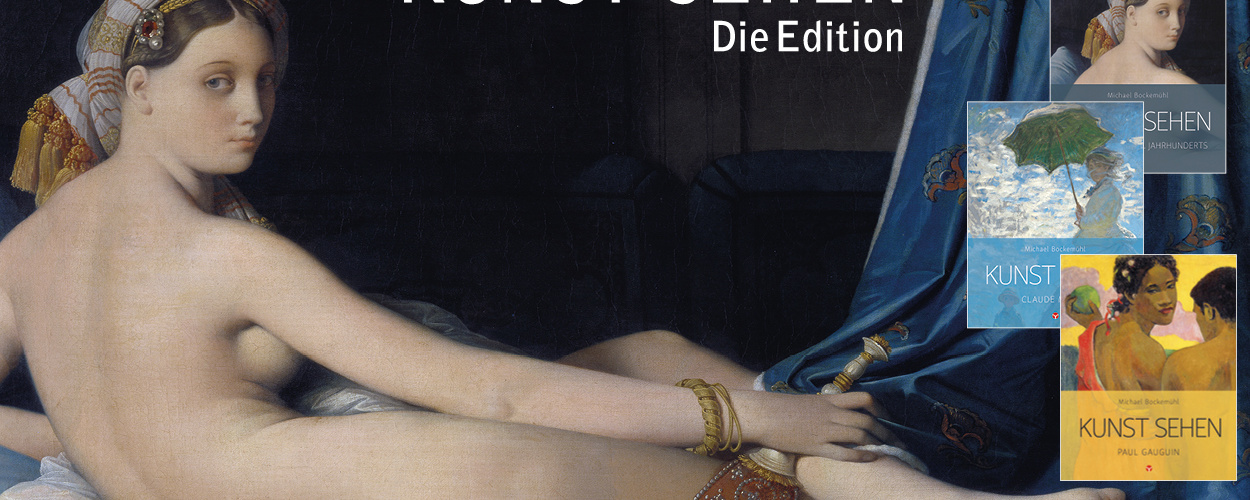Michael Bockemühl: Kunst sehe, Edition. © Info3 Verlag 2018