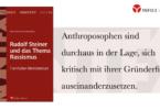 Kontext Band 14: Rudolf Steiner und das Thema Rassimus. © Info3 Verlag 2018
