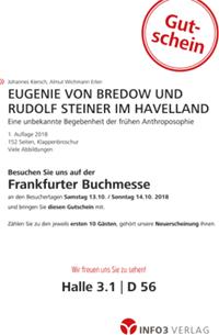 Info3 Verlag, Gutschein zur Buchmesse 2018, Icon. © Info3 Verlag