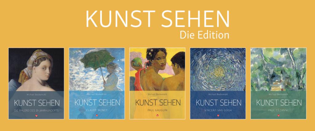 Michael Bockemühl: Kunst sehen, Edition. © Info3 Verlag 2018
