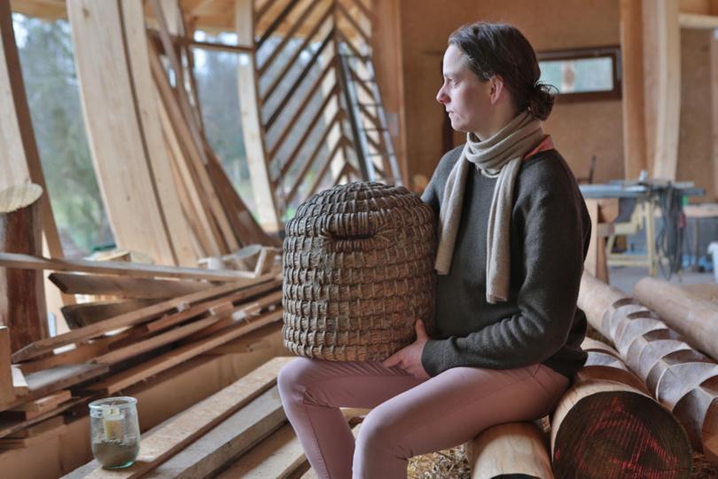Anna-Lisa Giehl, © Das Bienenhaus, Info3 Verlag 2018