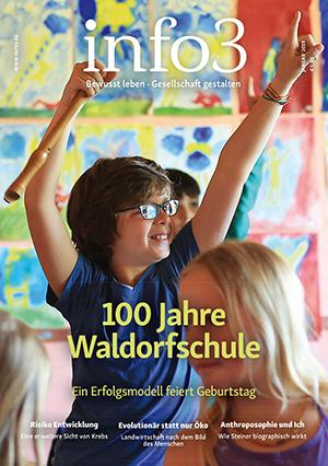 Zeitschrift Info3, Ausgabe Januar 2019