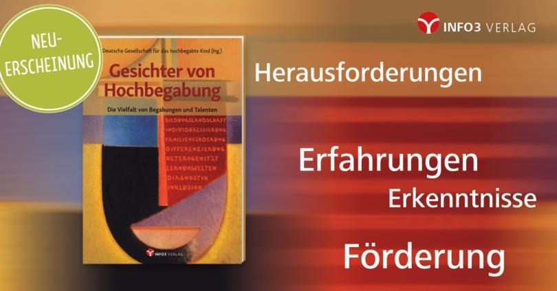DGhK: Gesichter von Hochbegabung. © Info3-Verlag 2019