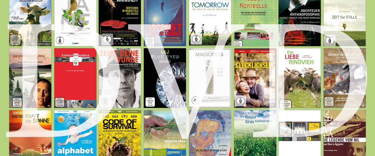 Der Info3 DVD-Shop. © Info3 Verlag