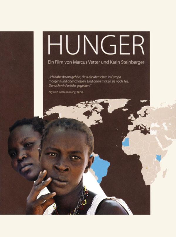 Info3 Verlag, Hunger, DVD