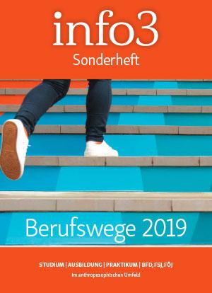 Info3 Verlag - Sonderheft Berufswege 2019