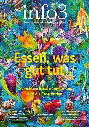 Zeitschrift info3, März 2019