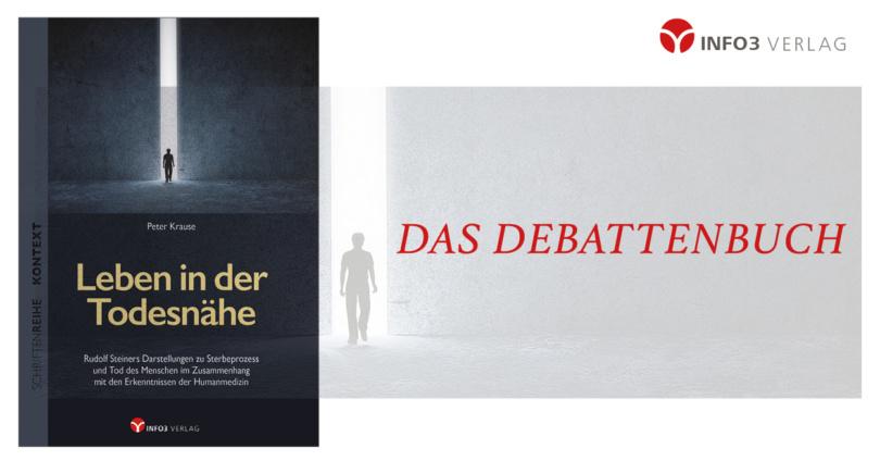 Peter Krause: Leben in der Todesnähe. © Info3 Verlag
