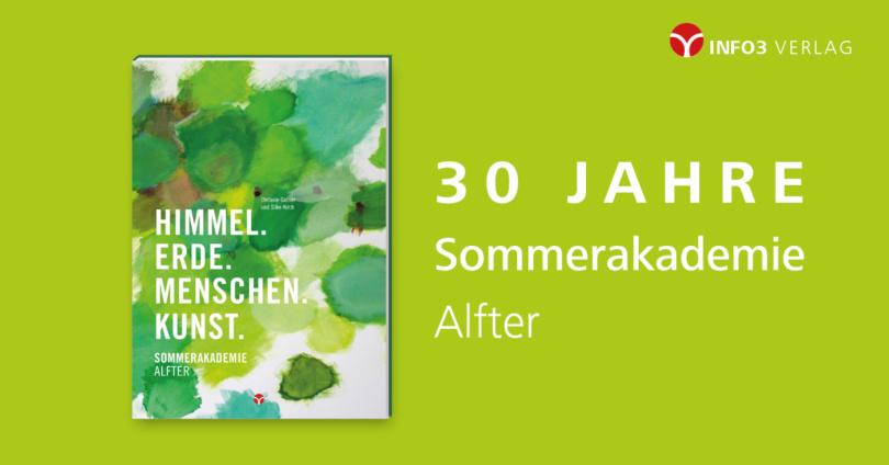 Stefanie Gather, Silke Kirch: Himmel. Erde. Menschen. Kunst. © Info3 Verlag