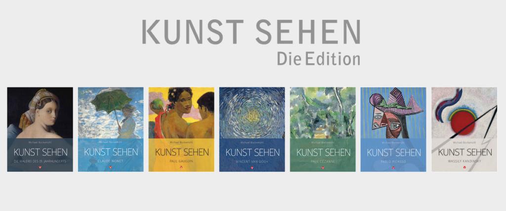 Michael Bockemühl: Kunst sehen. Die Edition. © Info3 Verlag