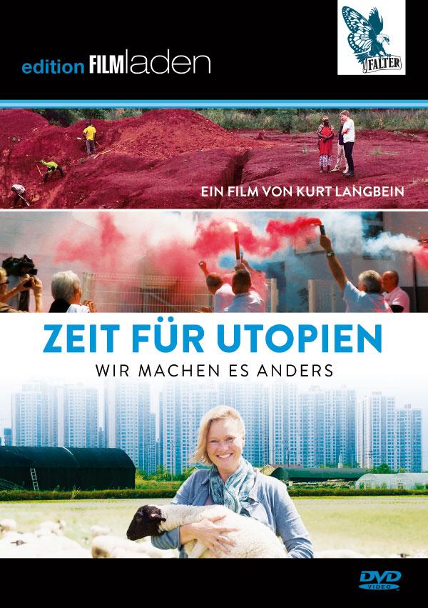 Zeit für Utopien, DVD. Info3 Verlag