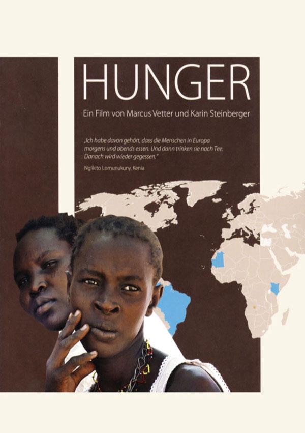 Hunger. DVD. Info3 Verlag