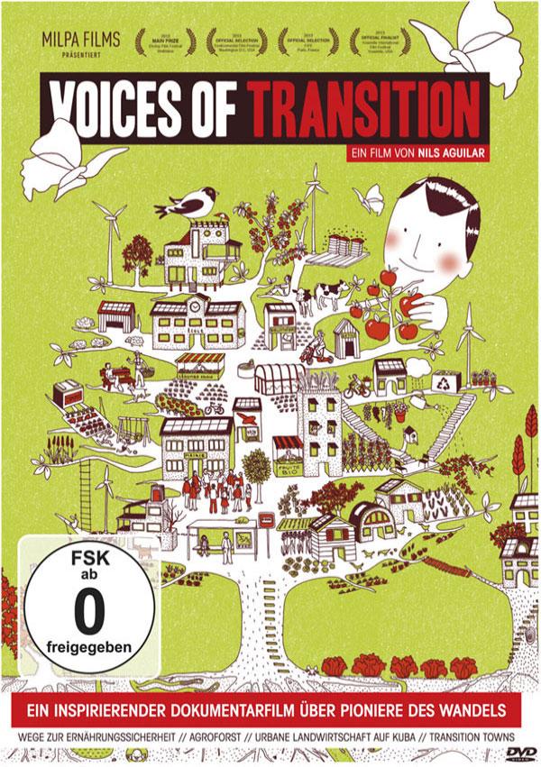 Voices of Transition. DVD. Info3 Verlag