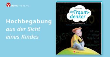 Suzanne Buis: Der Traumdenker. © Info3 Verlag