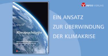 Stefan Ruf: Klimapsychologie. © Info3 Verlag