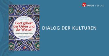 Abdullah Takim, Jens Heisterkamp: Gott gehört der Osten und der Westen. © Info3 Verlag