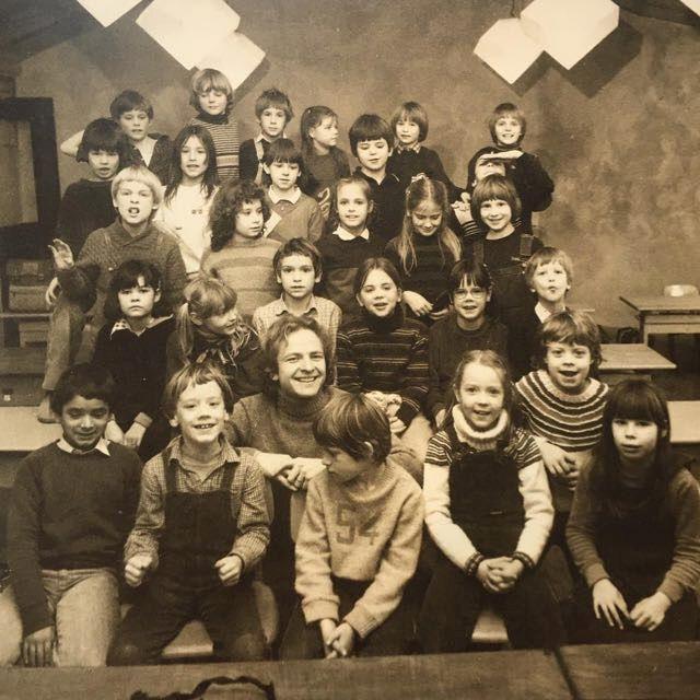 Schulklasse. © Johannes Denger, Info3 Verlag