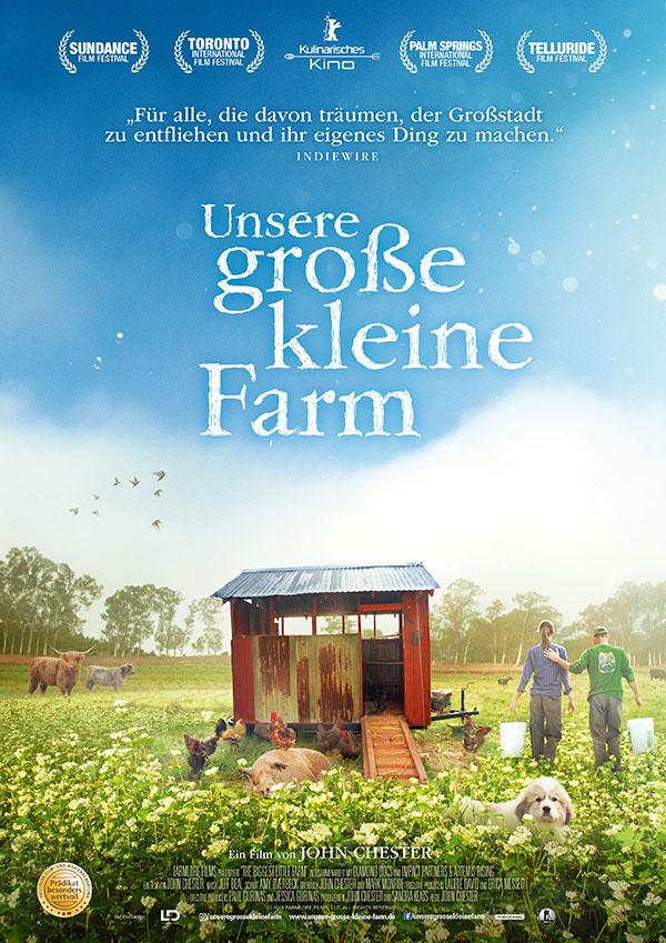Unsere große kleine Farm (DVD)