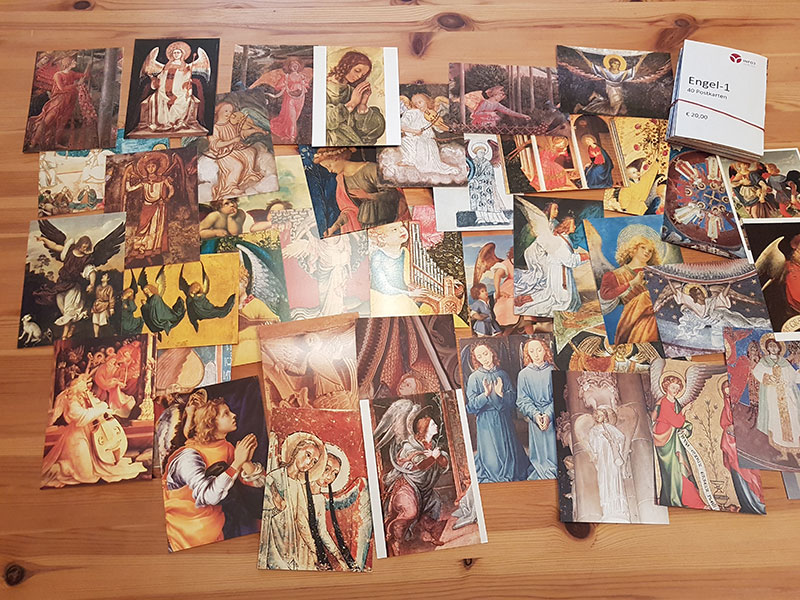 Postkartenset Engel 1