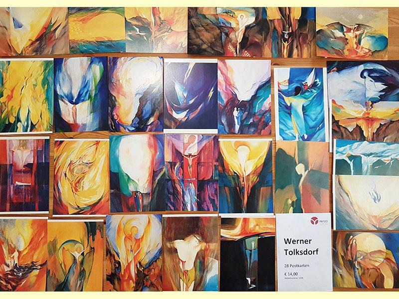 Postkartenset Tolksdorf © Info3 Verlag
