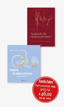 Anatomie für Heileurythmisten - Paket. © Info3 Verlag